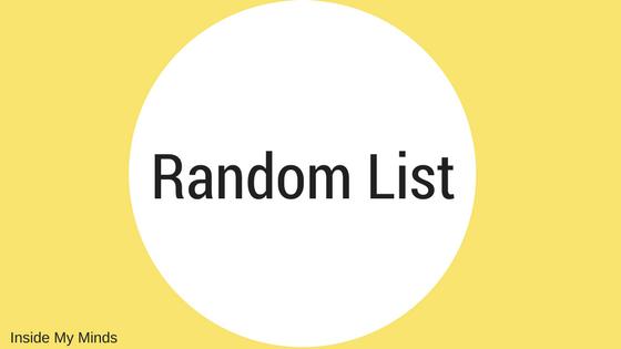 random-list