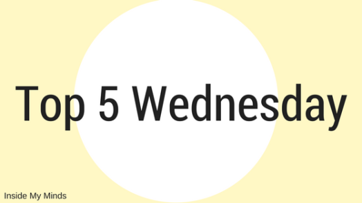 Spring_Summer Top 5 Wednesday