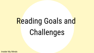 Reading Goals and Challenges